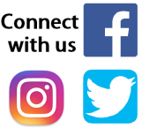 Lets be social, Connect with us.